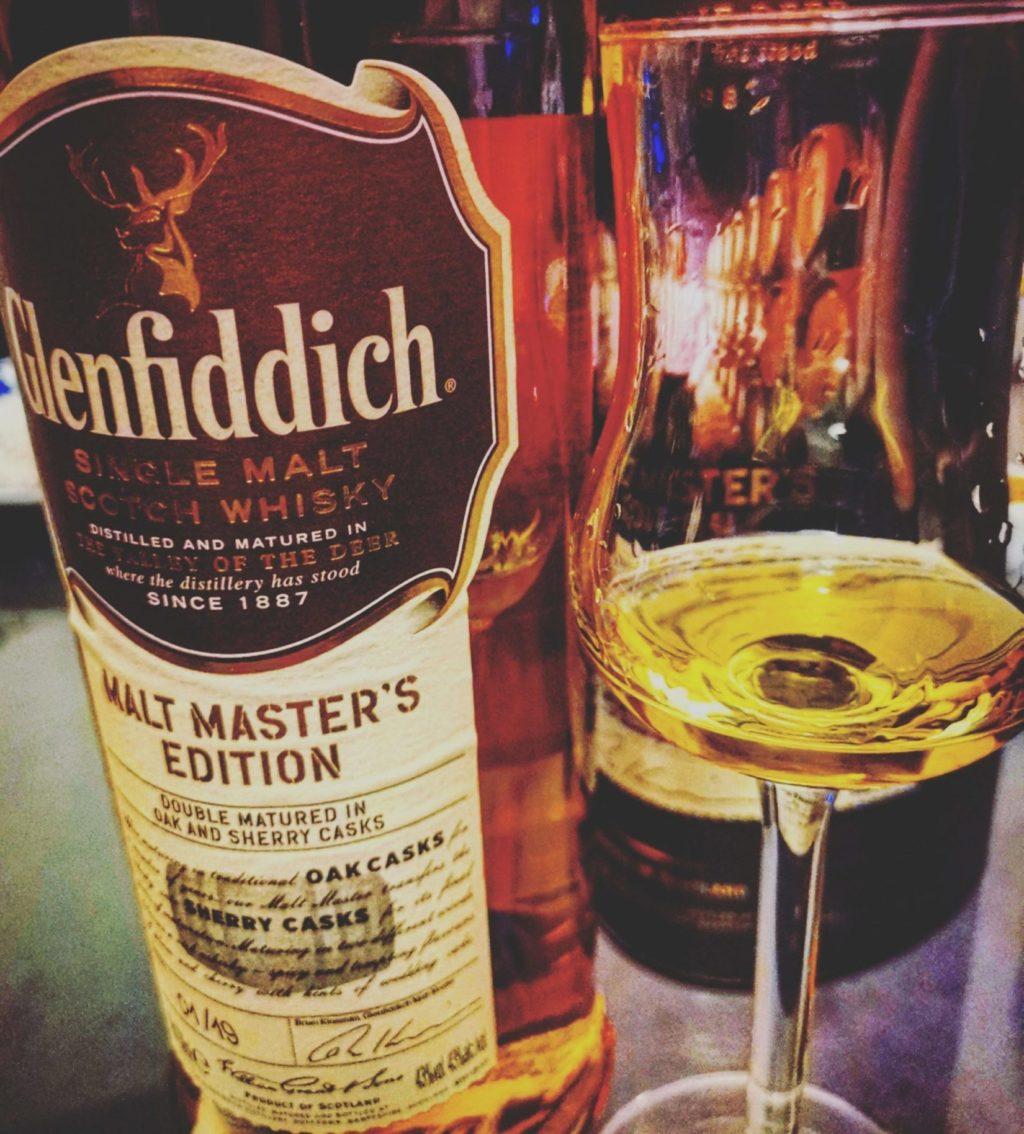 Glenfiddich Malt Master's Edition Speyside Single Malt Scotch Whisky