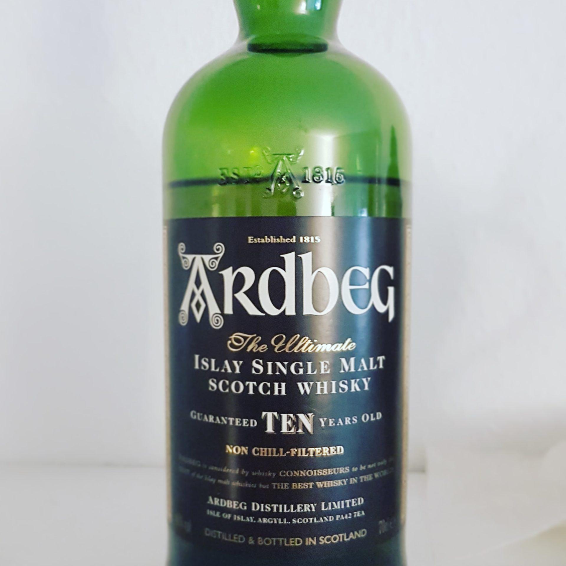 Ardbeg Ten Islay Single Malt Scotch Whisky