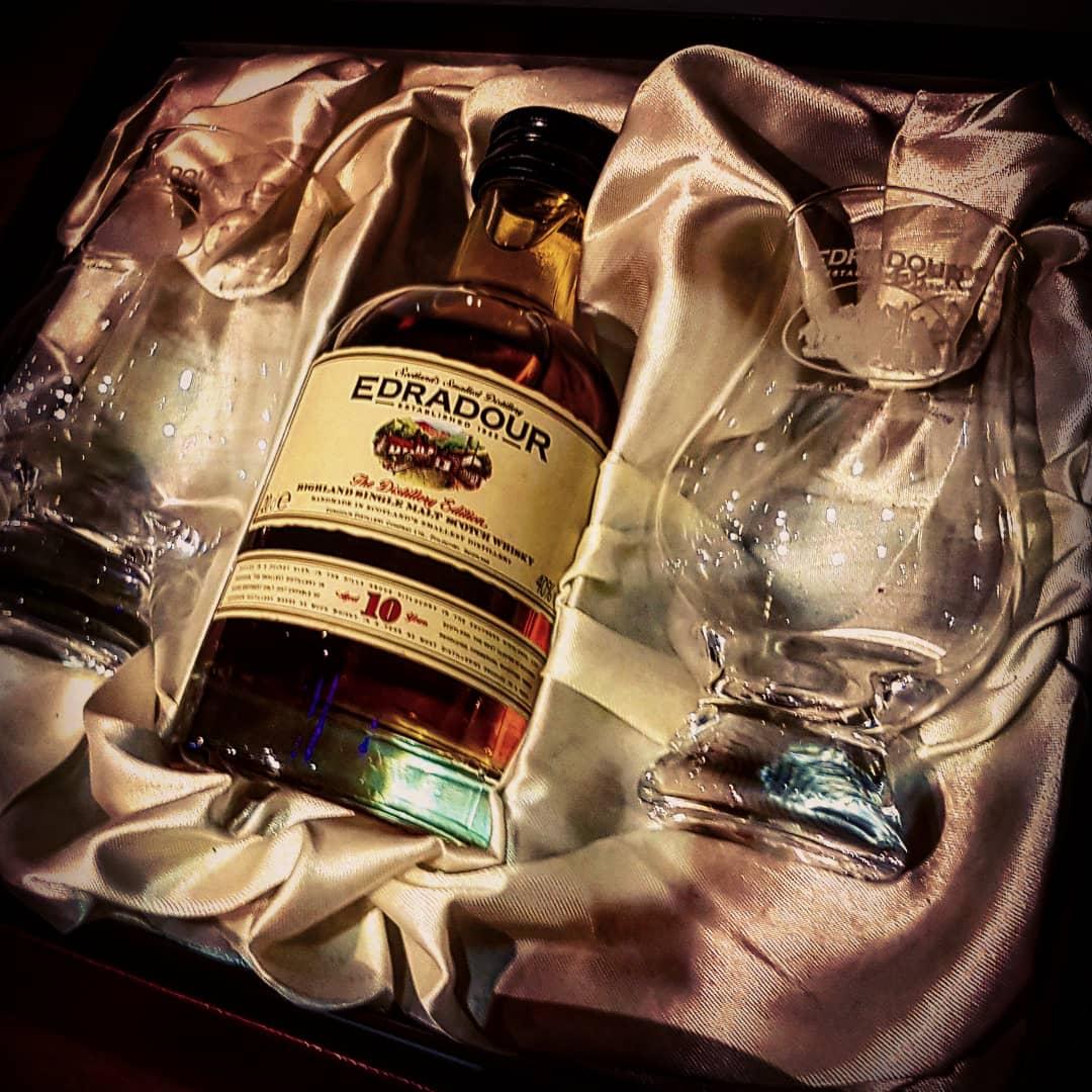 Edradour 10 Jahre Highland Single Malt Scotch Whisky
