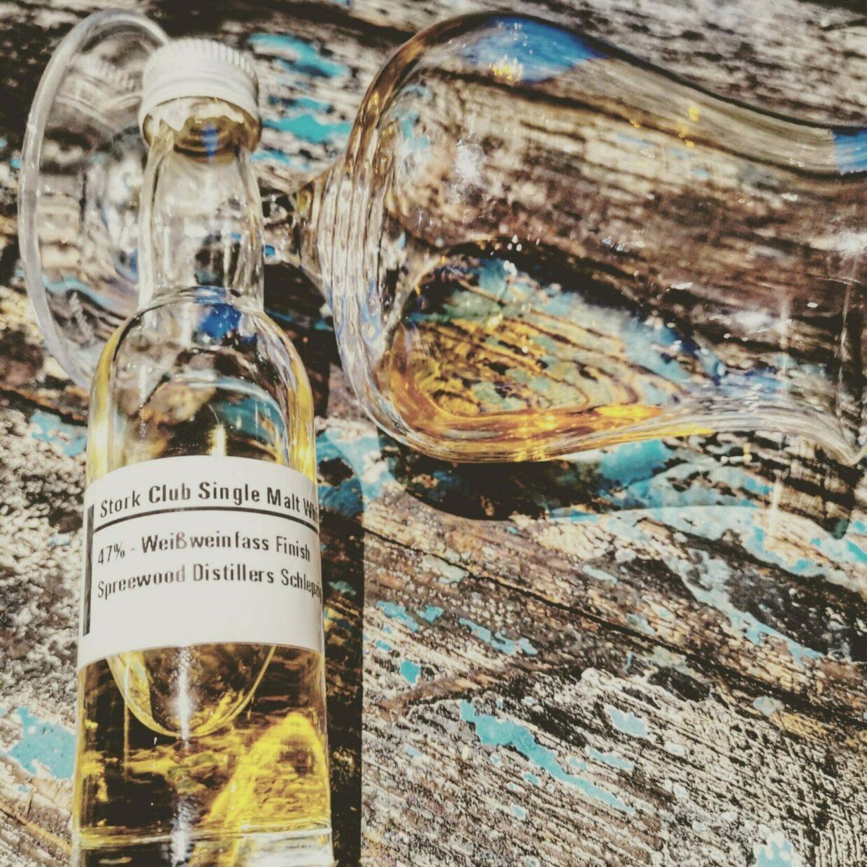 Stork Club German Single Malt Whisky